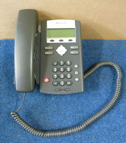 Polycom SoundPoint IP 330 IP330 SIP VoIP Voice over IP  Phone 2201-12330-001